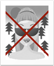 Rejected Passport Photos